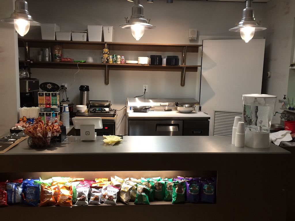 """Photo of The Burp Kitchen  by <a href=""""/members/profile/Theburpkitchen"""">Theburpkitchen</a> <br/>Salads, pizza , stir fry, smoothies and soups <br/> July 27, 2017  - <a href='/contact/abuse/image/95730/285371'>Report</a>"""