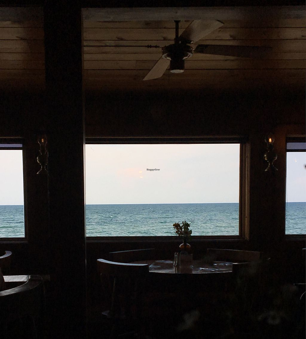 """Photo of Fitzgerald's Restaurant  by <a href=""""/members/profile/Burkeje1"""">Burkeje1</a> <br/>A room with a View! <br/> August 17, 2017  - <a href='/contact/abuse/image/95739/293788'>Report</a>"""