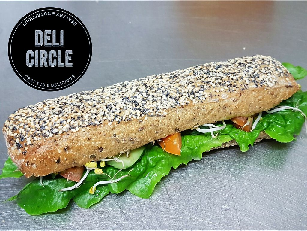 """Photo of Deli Circle  by <a href=""""/members/profile/MrsM"""">MrsM</a> <br/>Avocado Sandwich <br/> July 18, 2017  - <a href='/contact/abuse/image/95768/281665'>Report</a>"""