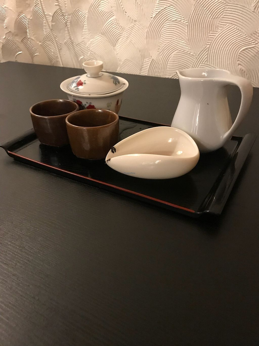 "Photo of Ichiza Kitchen & Tea House  by <a href=""/members/profile/NSmoke"">NSmoke</a> <br/>Tea service  <br/> February 6, 2018  - <a href='/contact/abuse/image/95823/355524'>Report</a>"