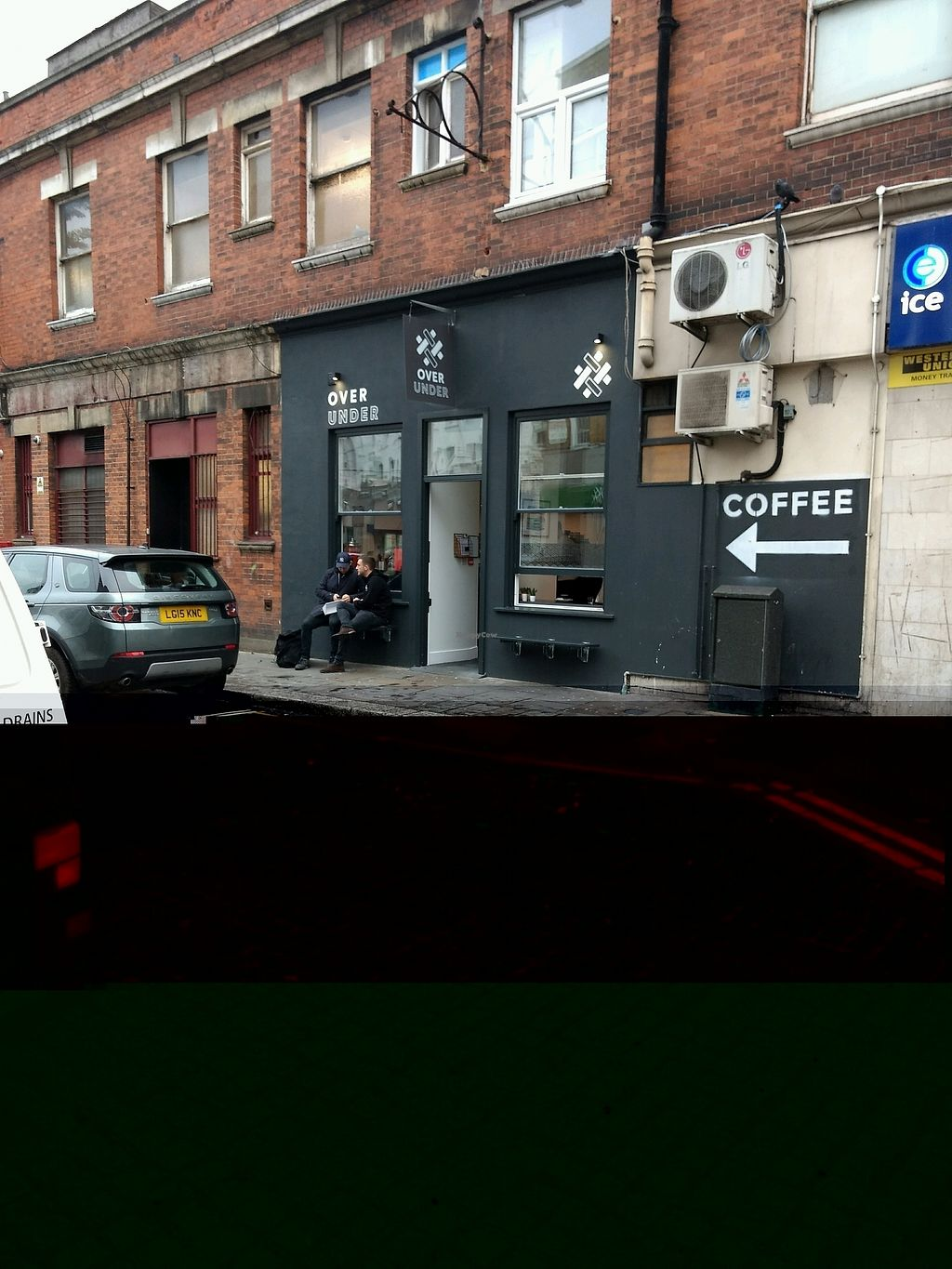 """Photo of Over Under Coffee  by <a href=""""/members/profile/craigmc"""">craigmc</a> <br/>outside <br/> October 20, 2017  - <a href='/contact/abuse/image/95844/316864'>Report</a>"""