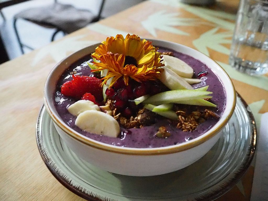 "Photo of Rabbit Cafe  by <a href=""/members/profile/citizenInsane"">citizenInsane</a> <br/>acai bowl <br/> January 8, 2018  - <a href='/contact/abuse/image/95850/344330'>Report</a>"