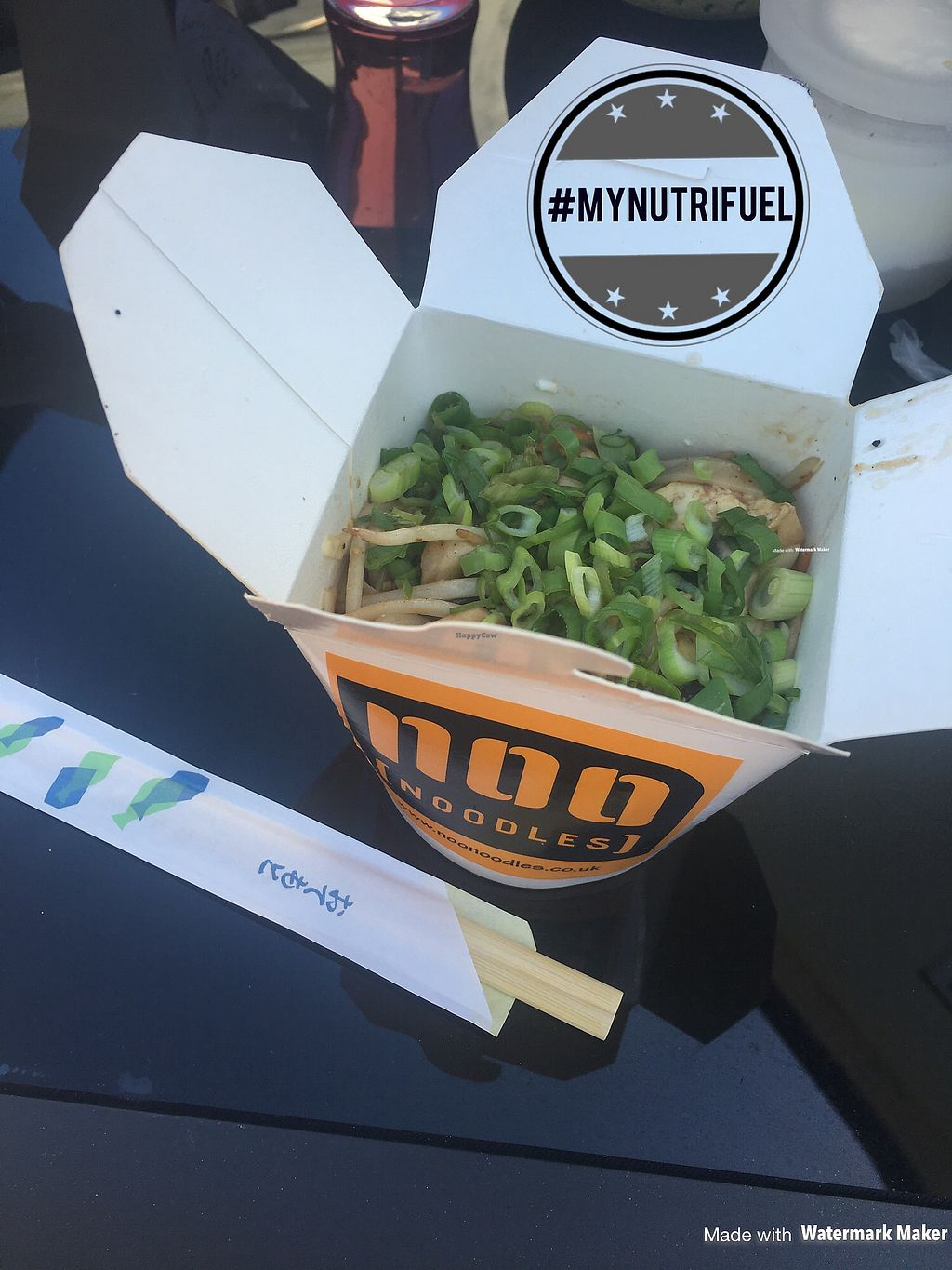 "Photo of Noo Noodles  by <a href=""/members/profile/MyNutriFuel"">MyNutriFuel</a> <br/>Tofu, veg and rice noodles  #mynutrifuel <br/> July 10, 2017  - <a href='/contact/abuse/image/95909/278860'>Report</a>"