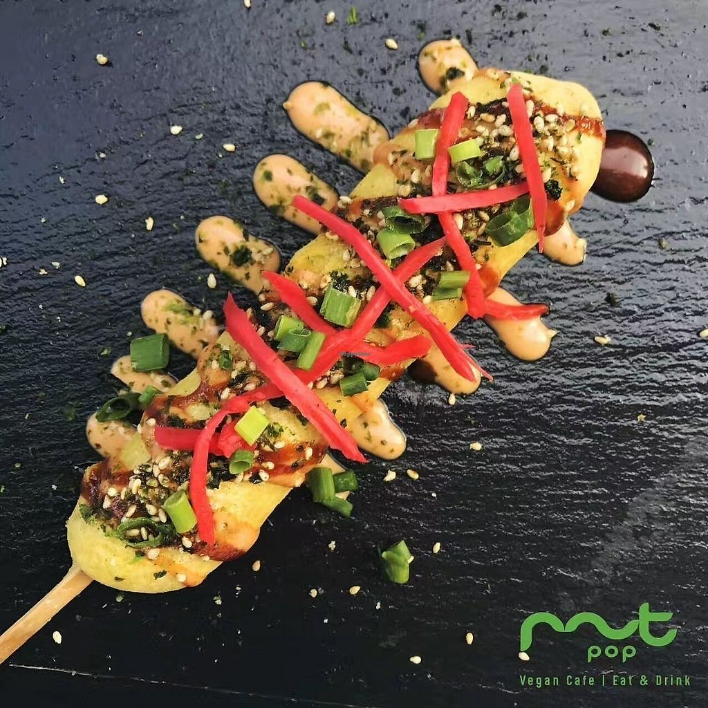 """Photo of Root Pop  by <a href=""""/members/profile/GraceHan"""">GraceHan</a> <br/>Delicious Western style vegan food at Root Pop <br/> July 14, 2017  - <a href='/contact/abuse/image/95917/280407'>Report</a>"""