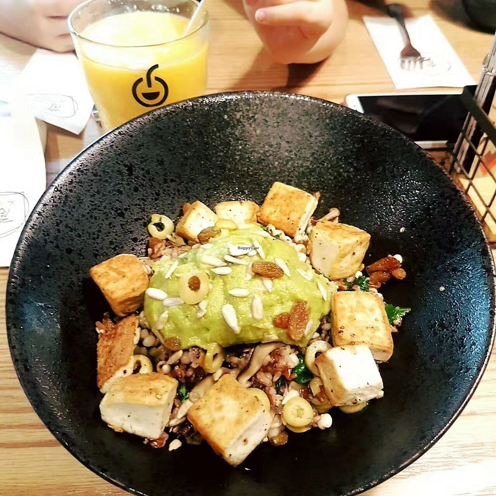 """Photo of Root Pop  by <a href=""""/members/profile/GraceHan"""">GraceHan</a> <br/>Delicious Western style vegan food at Root Pop <br/> July 14, 2017  - <a href='/contact/abuse/image/95917/280411'>Report</a>"""