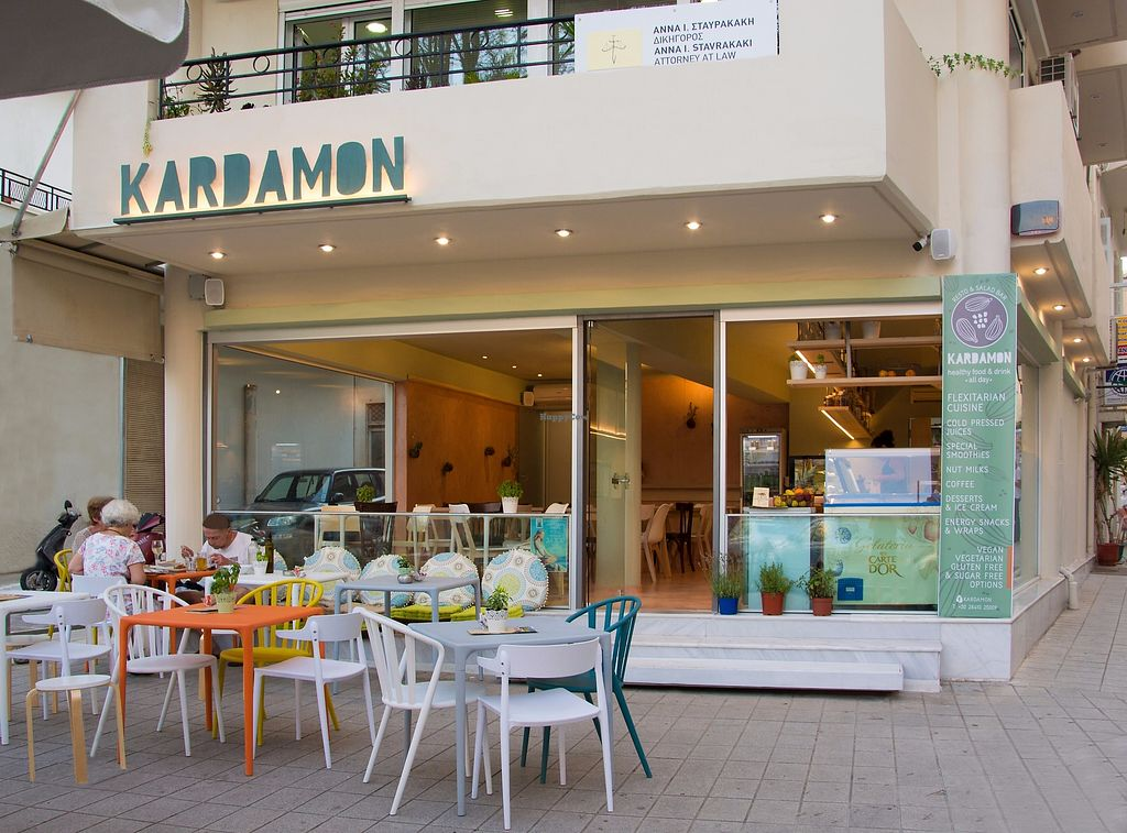 """Photo of Kardamon  by <a href=""""/members/profile/afriga"""">afriga</a> <br/>A beautiful restaurant in Crete <br/> August 2, 2017  - <a href='/contact/abuse/image/95927/288016'>Report</a>"""