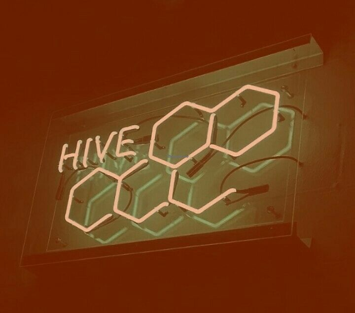 """Photo of Hive  by <a href=""""/members/profile/ana.schuyler"""">ana.schuyler</a> <br/>storefront sign <br/> July 10, 2017  - <a href='/contact/abuse/image/95928/278932'>Report</a>"""