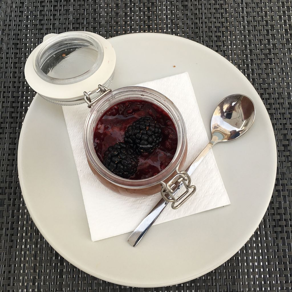 """Photo of Veggie Cafe  by <a href=""""/members/profile/AlexHume"""">AlexHume</a> <br/>Chocolate mousse!! ???? <br/> July 18, 2017  - <a href='/contact/abuse/image/95965/281900'>Report</a>"""
