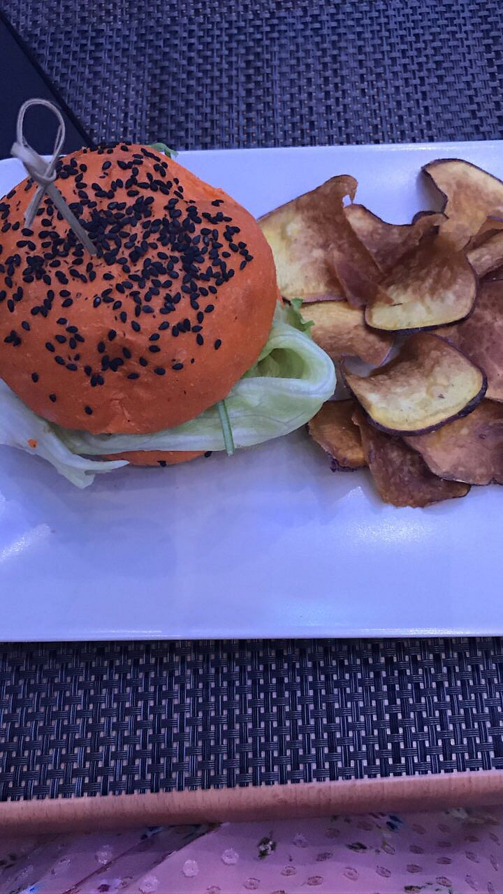 """Photo of Veggie Cafe  by <a href=""""/members/profile/Jennyfertheveggiemom"""">Jennyfertheveggiemom</a> <br/>Loved it <br/> September 25, 2017  - <a href='/contact/abuse/image/95965/308442'>Report</a>"""