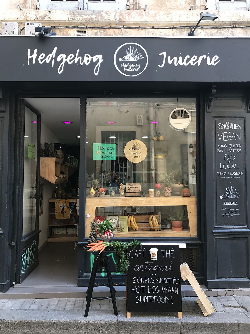 "Photo of Hedgehog Juicerie  by <a href=""/members/profile/HedgehogJuicerie"">HedgehogJuicerie</a> <br/>Hedgehog Juicerie  <br/> October 2, 2017  - <a href='/contact/abuse/image/95969/311072'>Report</a>"