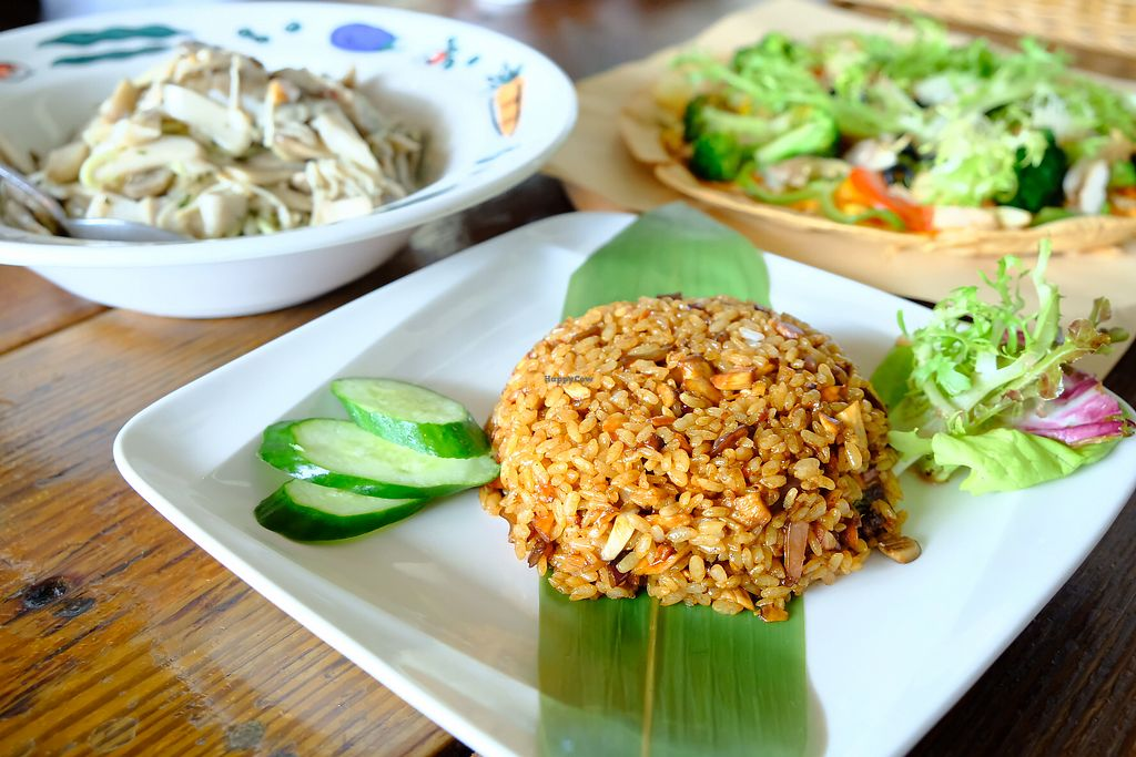 """Photo of Smokey Joe's  by <a href=""""/members/profile/HaileyPoLa"""">HaileyPoLa</a> <br/>Mushroom Fried Rice  <br/> July 12, 2017  - <a href='/contact/abuse/image/95983/279358'>Report</a>"""
