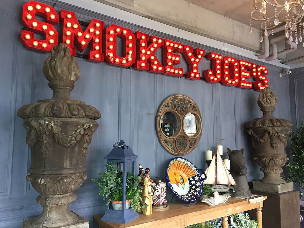 """Photo of Smokey Joe's  by <a href=""""/members/profile/HaileyPoLa"""">HaileyPoLa</a> <br/>Entrance on the first floor  <br/> July 12, 2017  - <a href='/contact/abuse/image/95983/279359'>Report</a>"""