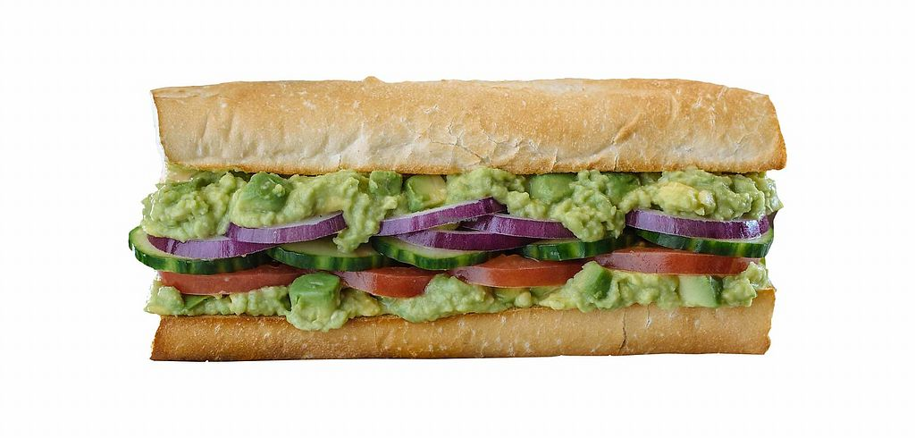 """Photo of Which Wich  by <a href=""""/members/profile/renee.duquette"""">renee.duquette</a> <br/>avocado sandwich  <br/> July 17, 2017  - <a href='/contact/abuse/image/95995/281541'>Report</a>"""