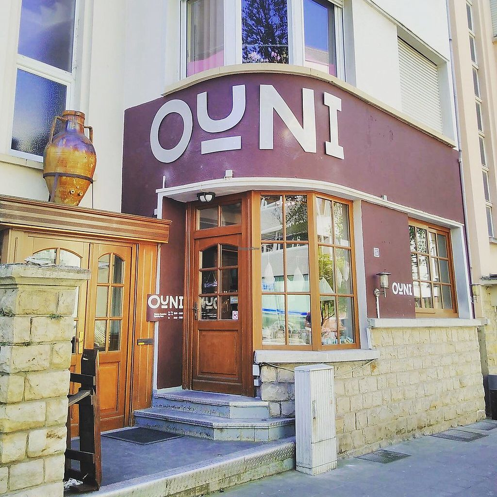 """Photo of OUNI  by <a href=""""/members/profile/FabioDioguardi"""">FabioDioguardi</a> <br/>Vegan and vegetarien shop developing soustainibiliy through km zero and avoiding packaging <br/> November 11, 2017  - <a href='/contact/abuse/image/96006/324448'>Report</a>"""