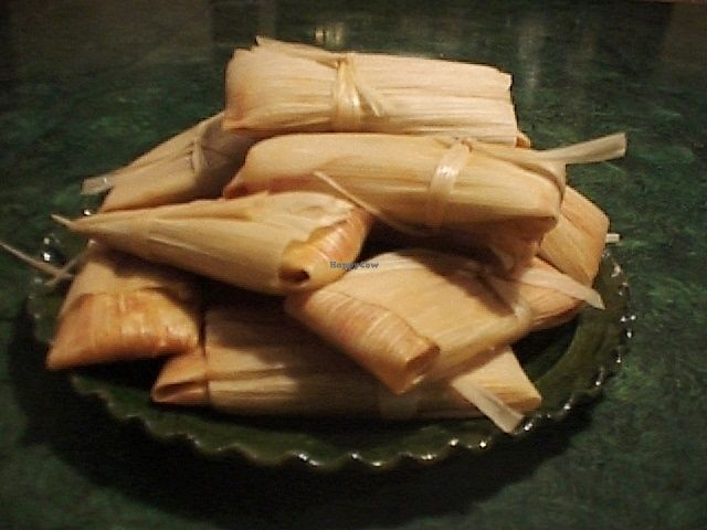 """Photo of Tamale Hut Cafe  by <a href=""""/members/profile/msjac23"""">msjac23</a> <br/>Tamales  <br/> September 7, 2017  - <a href='/contact/abuse/image/96007/301894'>Report</a>"""