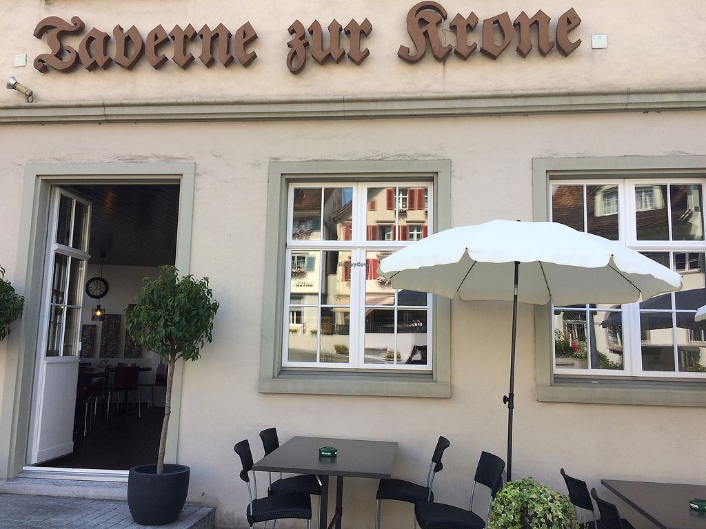 """Photo of Krone Lichtensteig  by <a href=""""/members/profile/gourmetking"""">gourmetking</a> <br/>Taverne zur Krone <br/> July 13, 2017  - <a href='/contact/abuse/image/96015/279851'>Report</a>"""