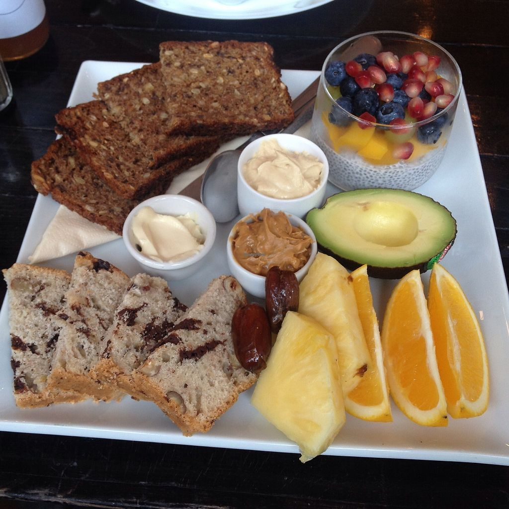"Photo of CLOSED: Nørrested  by <a href=""/members/profile/o0Carolyn0o"">o0Carolyn0o</a> <br/>Vegan brunch plate <br/> August 3, 2017  - <a href='/contact/abuse/image/96017/288365'>Report</a>"