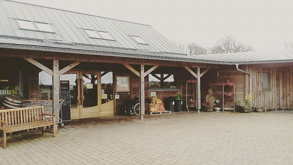 """Photo of Loch Arthur Farm Shop Cafe and Bakery  by <a href=""""/members/profile/craigmc"""">craigmc</a> <br/>entrance <br/> March 29, 2018  - <a href='/contact/abuse/image/96023/377958'>Report</a>"""