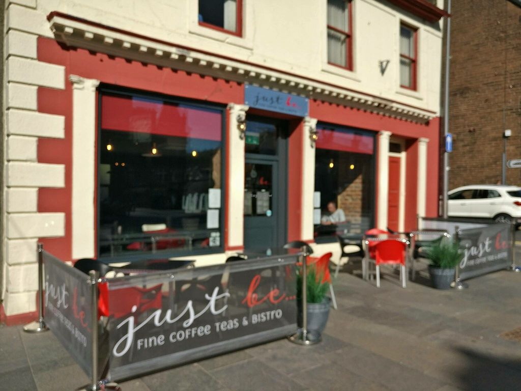 """Photo of Just Be Bistro  by <a href=""""/members/profile/hack_man"""">hack_man</a> <br/>Exterior (from social media) <br/> April 26, 2018  - <a href='/contact/abuse/image/96024/391374'>Report</a>"""