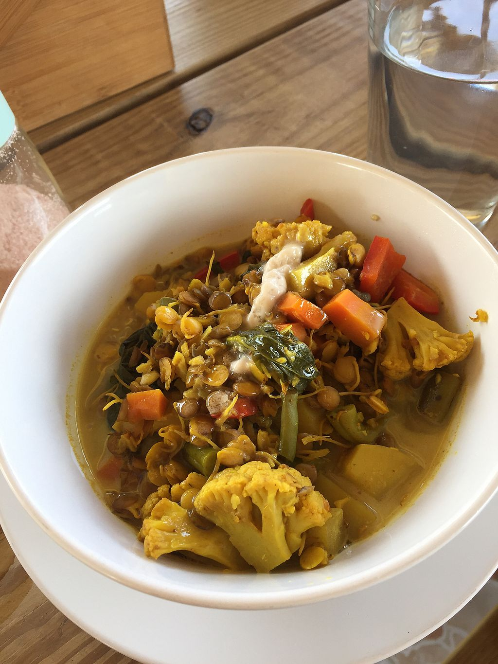 "Photo of Vitamin D Cafe  by <a href=""/members/profile/jespernoren"">jespernoren</a> <br/>Vegan curry, NOMNOM <br/> March 21, 2018  - <a href='/contact/abuse/image/96070/373911'>Report</a>"