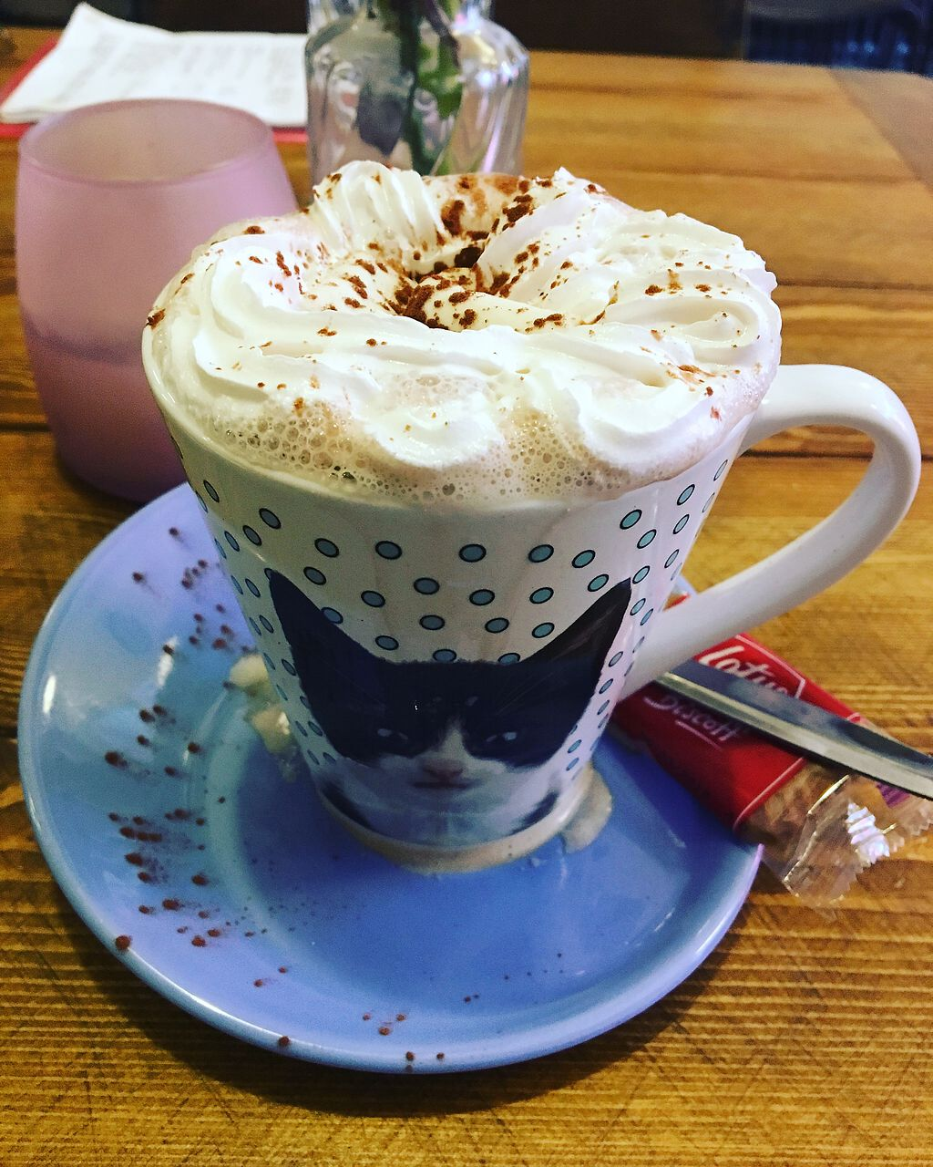 """Photo of Humblest of Pleasures  by <a href=""""/members/profile/Aj88"""">Aj88</a> <br/>Hot chocolate! <br/> November 16, 2017  - <a href='/contact/abuse/image/96089/326188'>Report</a>"""