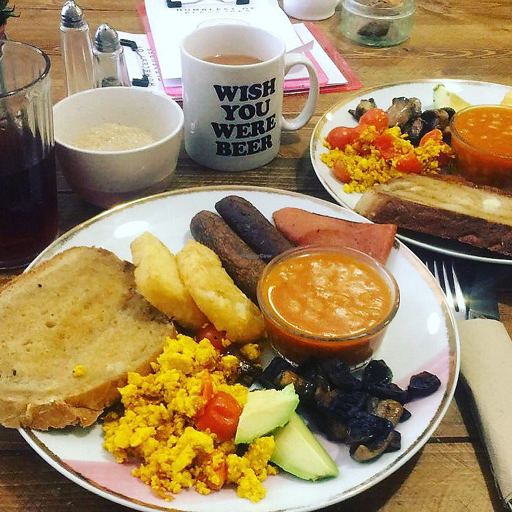 """Photo of Humblest of Pleasures  by <a href=""""/members/profile/RobynWinstanley"""">RobynWinstanley</a> <br/>Large full English  <br/> April 2, 2018  - <a href='/contact/abuse/image/96089/379799'>Report</a>"""