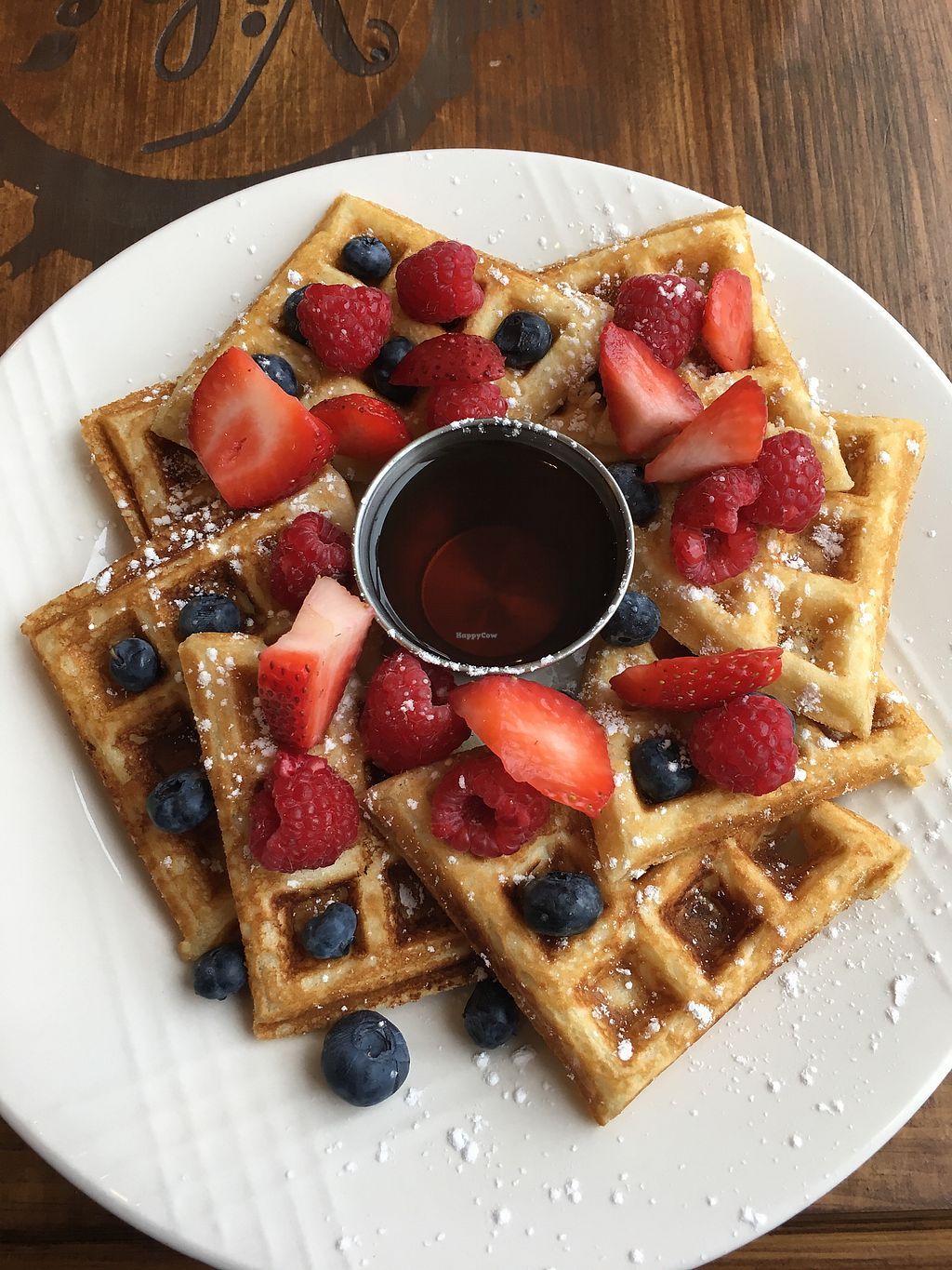"""Photo of Vibe Eatery & Juice  by <a href=""""/members/profile/ChristopherInfantry"""">ChristopherInfantry</a> <br/>waffles! <br/> July 13, 2017  - <a href='/contact/abuse/image/96101/279824'>Report</a>"""