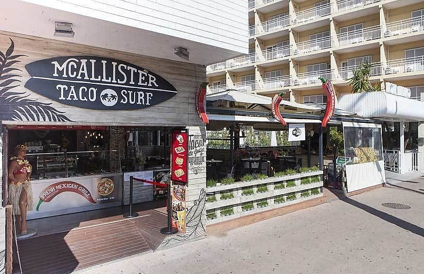 "Photo of McAllister Taco Surf Bar  by <a href=""/members/profile/community5"">community5</a> <br/>McAllister Taco & Surf <br/> July 18, 2017  - <a href='/contact/abuse/image/96139/281789'>Report</a>"