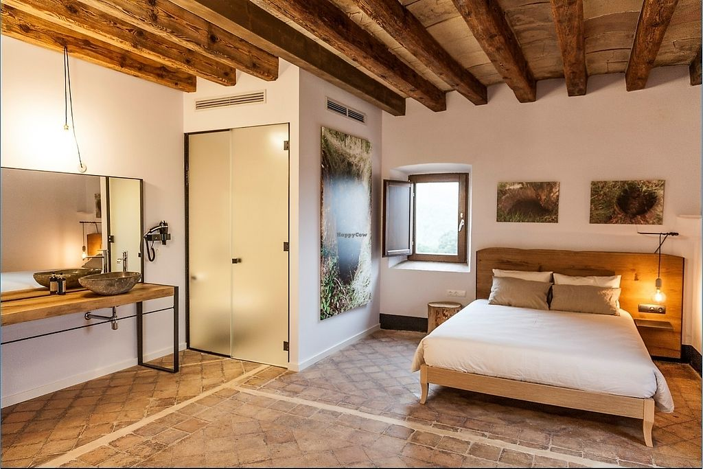 """Photo of Casa Albets  by <a href=""""/members/profile/HotelCasaAlbets"""">HotelCasaAlbets</a> <br/>Our room """"Els Forns"""" <br/> October 3, 2017  - <a href='/contact/abuse/image/96151/311508'>Report</a>"""