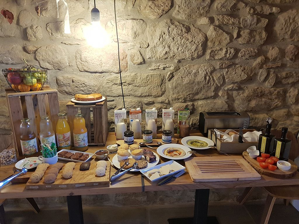 """Photo of Casa Albets  by <a href=""""/members/profile/estefinparis"""">estefinparis</a> <br/>Breakfast buffet <br/> January 4, 2018  - <a href='/contact/abuse/image/96151/343064'>Report</a>"""