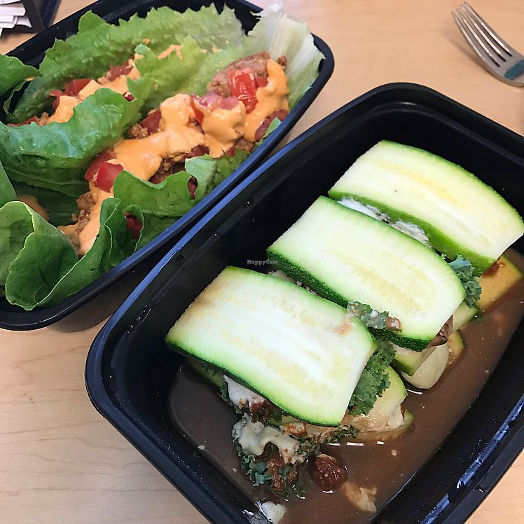 """Photo of Raw Bliss  by <a href=""""/members/profile/VeganNole"""">VeganNole</a> <br/>Great, healthy, raw food delivered to my office.  <br/> July 15, 2017  - <a href='/contact/abuse/image/96152/280693'>Report</a>"""