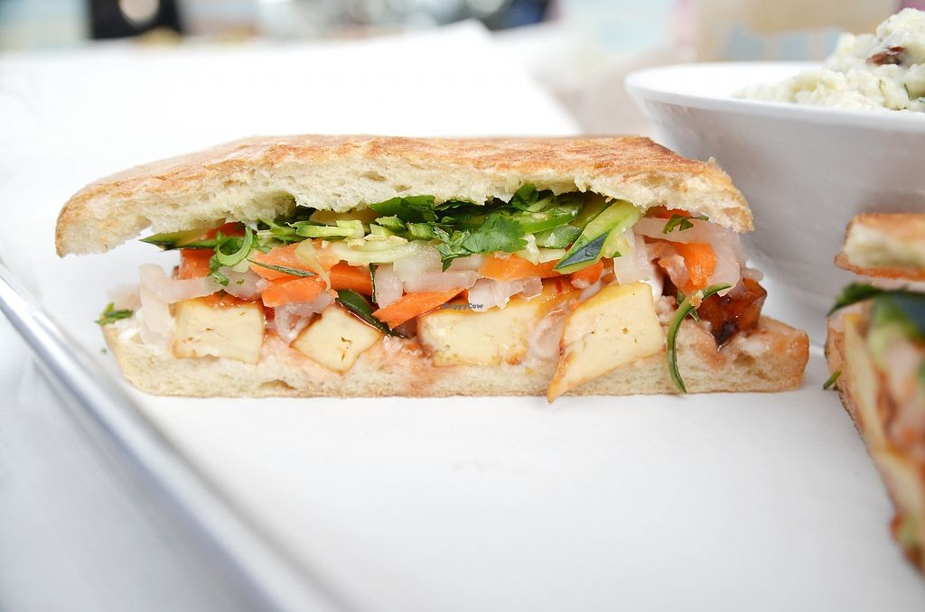 """Photo of Mendocino Farms  by <a href=""""/members/profile/KellyBone"""">KellyBone</a> <br/>Hodo Banh Mi <br/> December 30, 2017  - <a href='/contact/abuse/image/96186/340684'>Report</a>"""