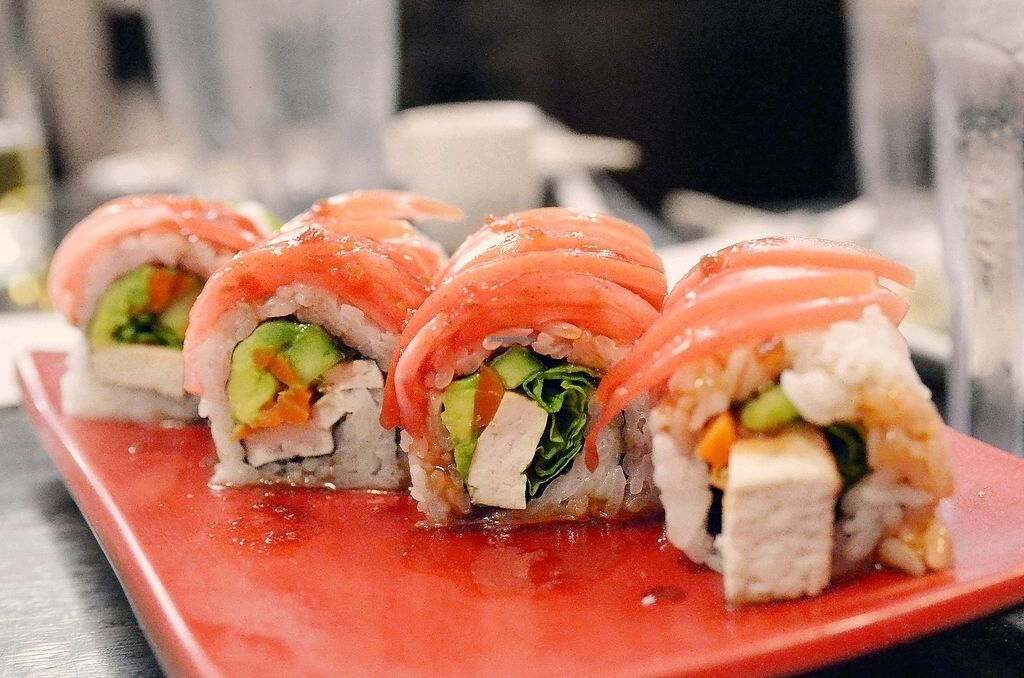 """Photo of Sushi 2  by <a href=""""/members/profile/KellyBone"""">KellyBone</a> <br/>Buddha Roll  <br/> January 28, 2018  - <a href='/contact/abuse/image/96188/351693'>Report</a>"""
