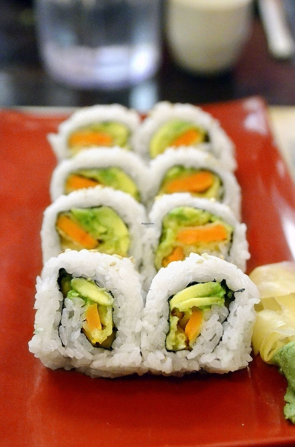 """Photo of Sushi 2  by <a href=""""/members/profile/KellyBone"""">KellyBone</a> <br/>Vegan Shauna  <br/> January 28, 2018  - <a href='/contact/abuse/image/96188/351694'>Report</a>"""
