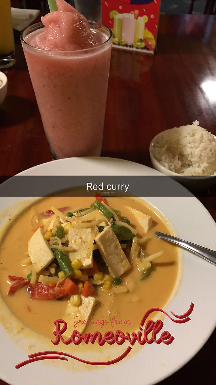"""Photo of Thaiway  by <a href=""""/members/profile/nehemiasventura"""">nehemiasventura</a> <br/>Red curry with tofu <br/> October 22, 2017  - <a href='/contact/abuse/image/96191/317561'>Report</a>"""