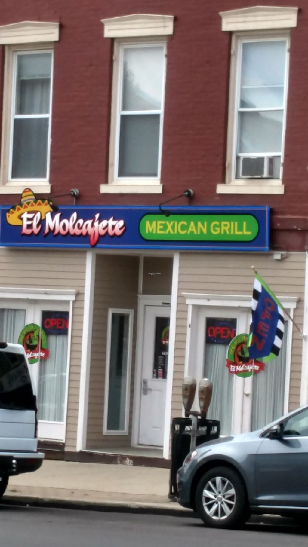 "Photo of El Molcajete Mexican Grill  by <a href=""/members/profile/American%20Vegan"">American Vegan</a> <br/>El Molcajete <br/> July 16, 2017  - <a href='/contact/abuse/image/96312/281007'>Report</a>"