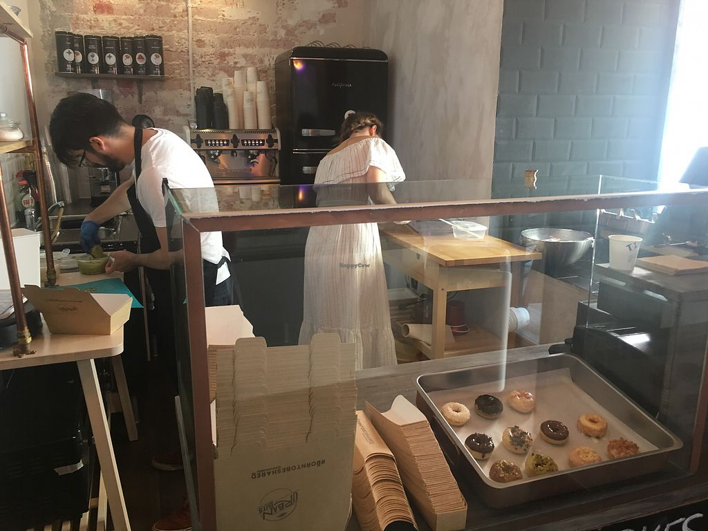 """Photo of CLOSED: The Urban Bits  by <a href=""""/members/profile/radiocaz"""">radiocaz</a> <br/>friendly staff working hard <br/> August 18, 2017  - <a href='/contact/abuse/image/96319/293918'>Report</a>"""