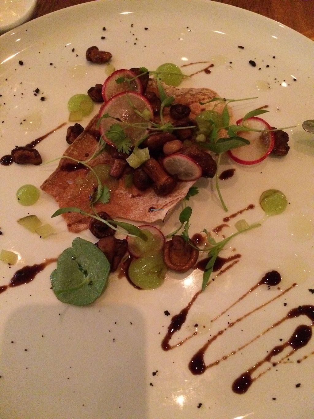 """Photo of Restaurant 27  by <a href=""""/members/profile/EvaWilson"""">EvaWilson</a> <br/>mushroom on toast <br/> July 16, 2017  - <a href='/contact/abuse/image/96326/280982'>Report</a>"""