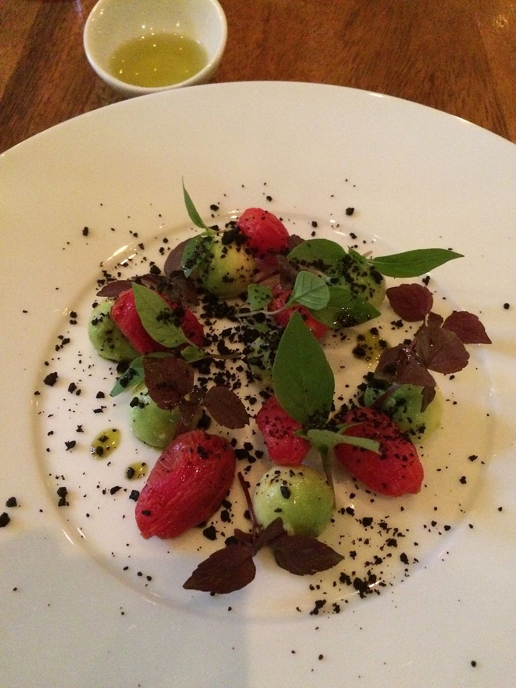 """Photo of Restaurant 27  by <a href=""""/members/profile/EvaWilson"""">EvaWilson</a> <br/>Avocado and tomato goodness <br/> July 16, 2017  - <a href='/contact/abuse/image/96326/280983'>Report</a>"""