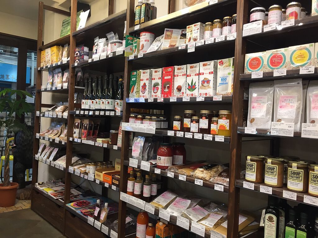 """Photo of Premarche Gelateria  by <a href=""""/members/profile/HaileyPoLa"""">HaileyPoLa</a> <br/>lots of organic food items  <br/> August 5, 2017  - <a href='/contact/abuse/image/96348/289270'>Report</a>"""