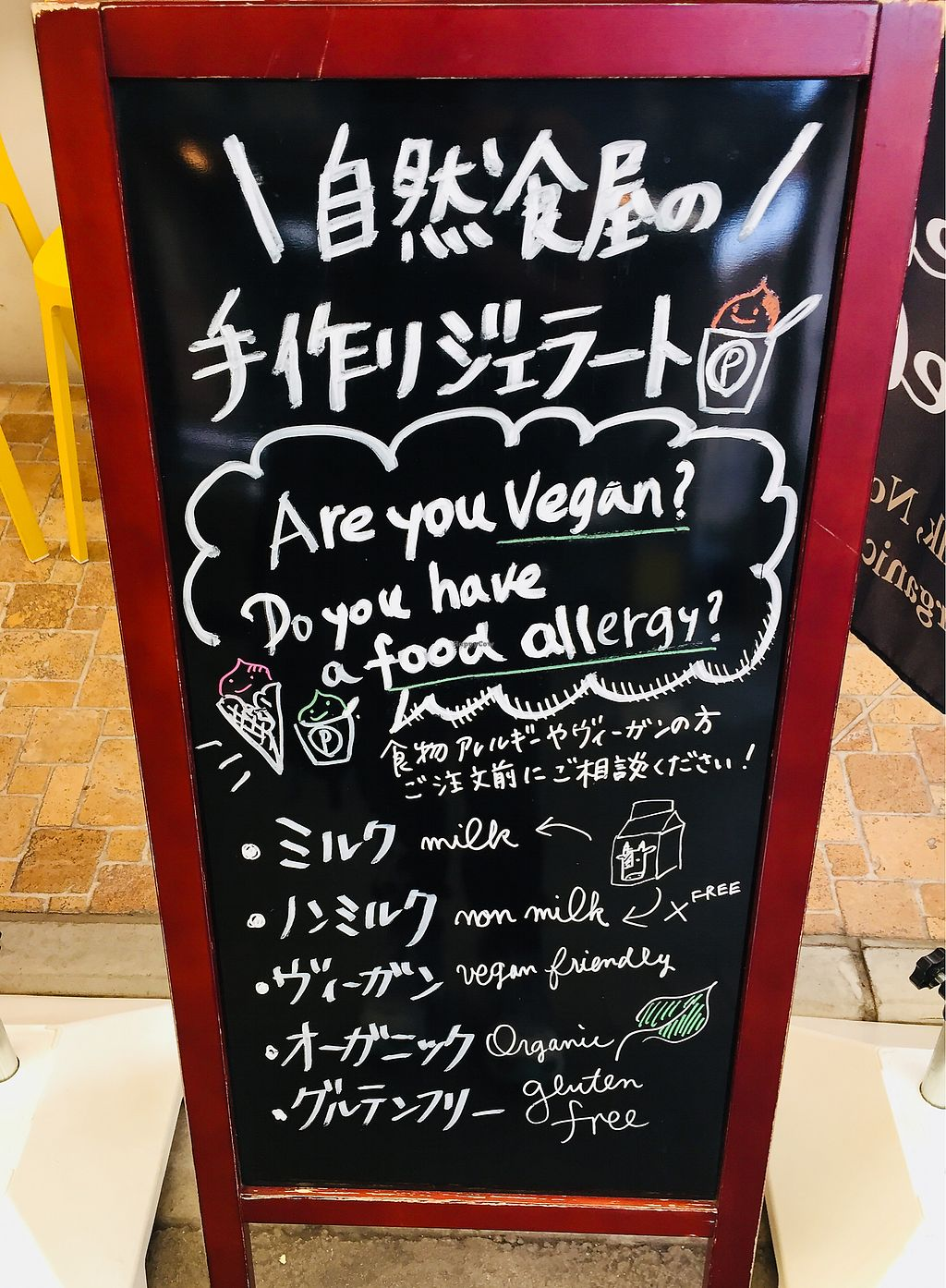 """Photo of Premarche Gelateria  by <a href=""""/members/profile/V87"""">V87</a> <br/>The sign which made us stop! <br/> April 10, 2018  - <a href='/contact/abuse/image/96348/383266'>Report</a>"""