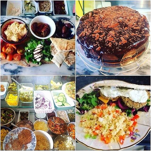 """Photo of T-Potters Cafe and Studio  by <a href=""""/members/profile/BryonyTpot"""">BryonyTpot</a> <br/>yummy treats <br/> August 28, 2017  - <a href='/contact/abuse/image/96378/298433'>Report</a>"""