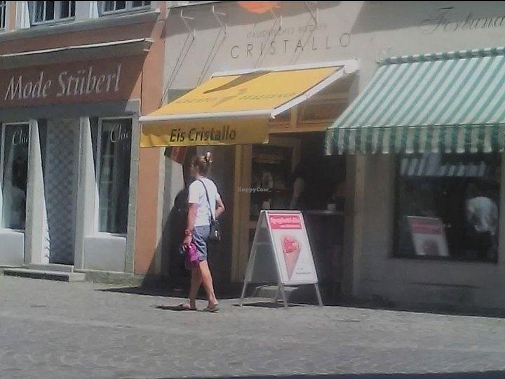 "Photo of Cristallo  by <a href=""/members/profile/annarebeccaanna"">annarebeccaanna</a> <br/>The Ice-cream shop <br/> July 16, 2017  - <a href='/contact/abuse/image/96399/281156'>Report</a>"