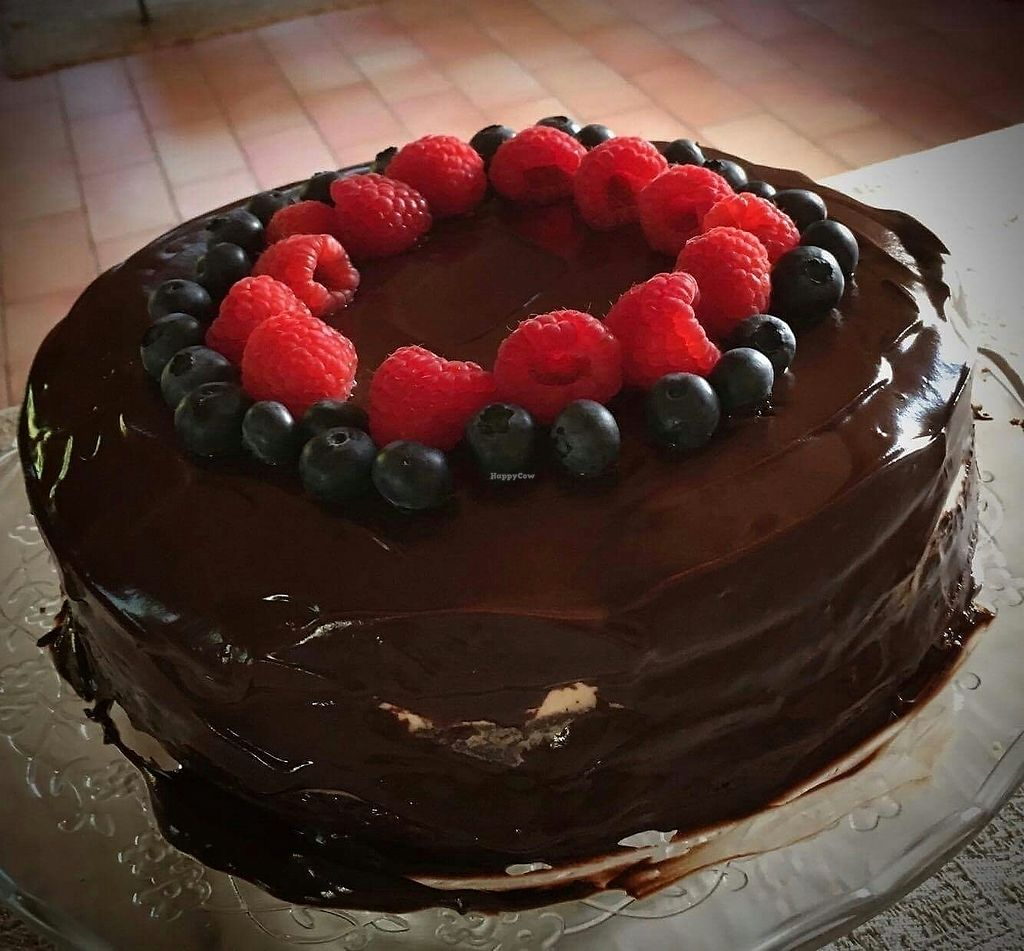 """Photo of Osteria Namaste  by <a href=""""/members/profile/Katherine2345"""">Katherine2345</a> <br/>chocolate rum cake <br/> July 25, 2017  - <a href='/contact/abuse/image/96418/284666'>Report</a>"""