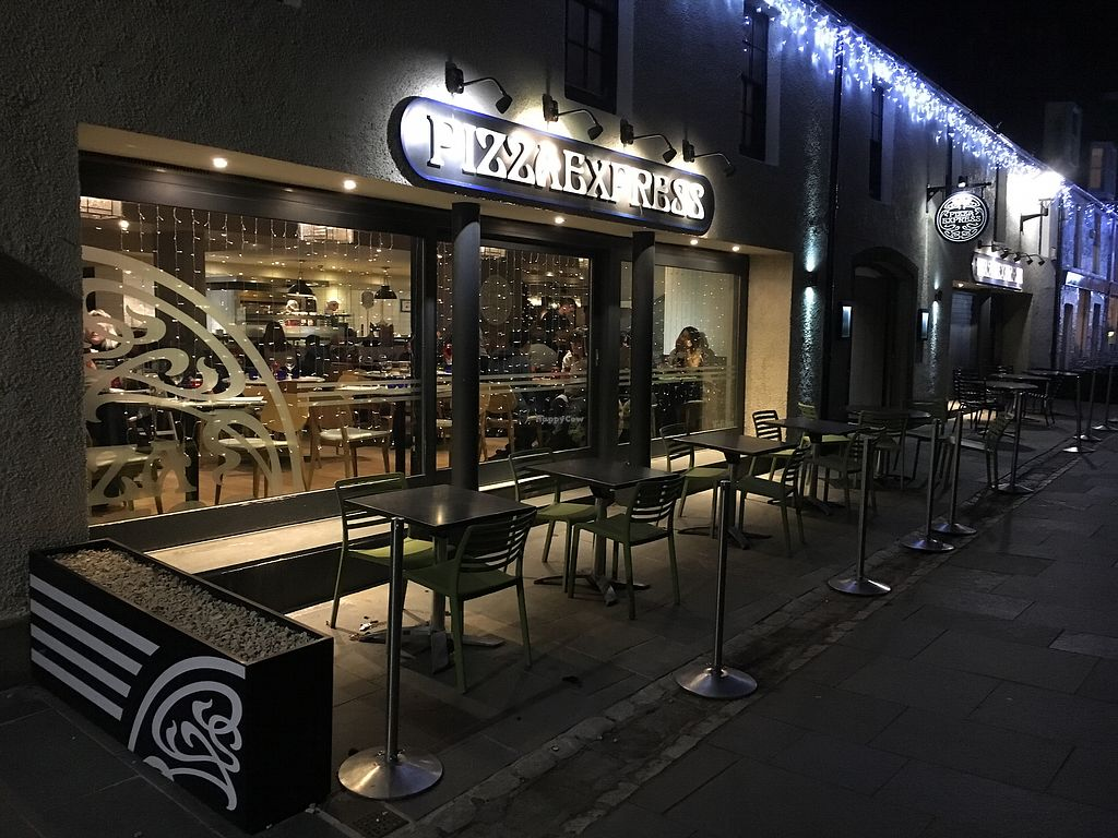 "Photo of Pizza Express  by <a href=""/members/profile/hack_man"">hack_man</a> <br/>Exterior  <br/> December 9, 2017  - <a href='/contact/abuse/image/96527/333851'>Report</a>"