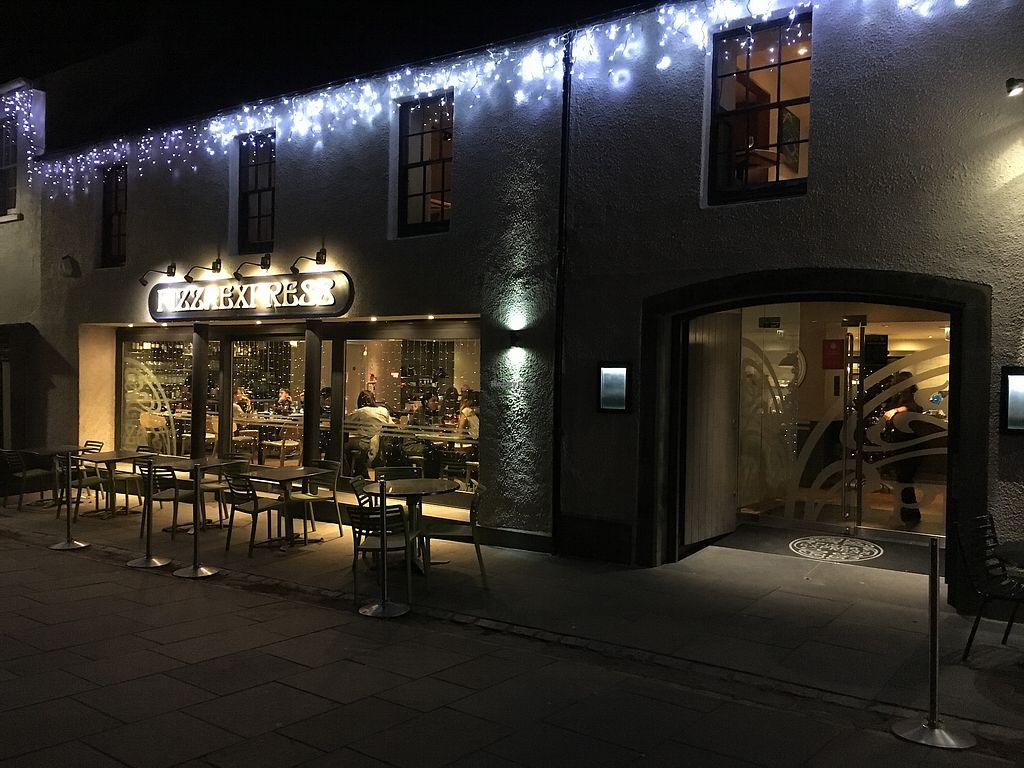 "Photo of Pizza Express  by <a href=""/members/profile/hack_man"">hack_man</a> <br/>Exterior  <br/> December 9, 2017  - <a href='/contact/abuse/image/96527/333852'>Report</a>"