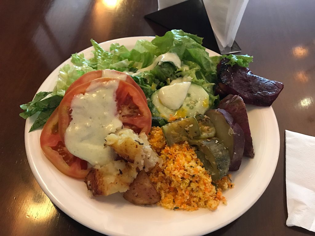 """Photo of Barao Natural - B5  by <a href=""""/members/profile/Paolla"""">Paolla</a> <br/>Salads from the buffet <br/> September 9, 2017  - <a href='/contact/abuse/image/96534/302652'>Report</a>"""