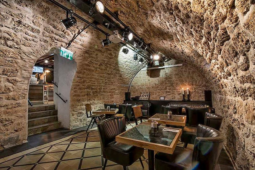 """Photo of Nimrod Cafe - Sarona  by <a href=""""/members/profile/Brok%20O.%20Lee"""">Brok O. Lee</a> <br/>inside <br/> July 19, 2017  - <a href='/contact/abuse/image/96545/282038'>Report</a>"""