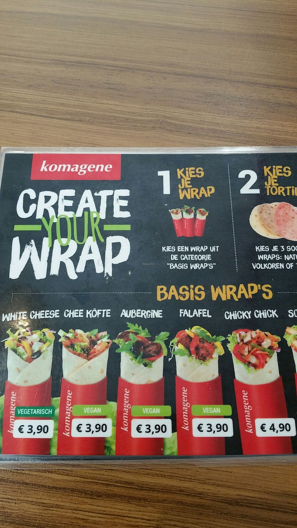 "Photo of Komagene  by <a href=""/members/profile/Cathy2001"">Cathy2001</a> <br/>basic wrap menu <br/> July 29, 2017  - <a href='/contact/abuse/image/96559/286300'>Report</a>"