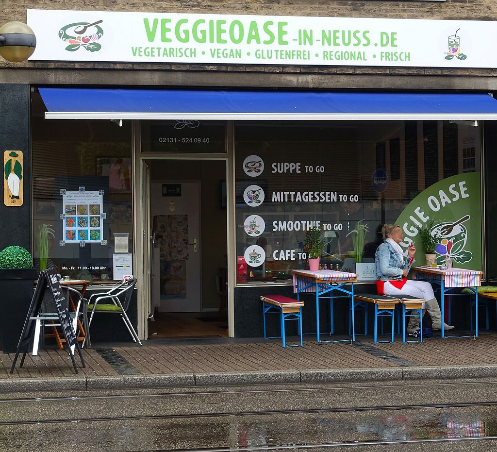 """Photo of Veggie Oase  by <a href=""""/members/profile/DusselDaene"""">DusselDaene</a> <br/>Veggieoase <br/> July 25, 2017  - <a href='/contact/abuse/image/96564/284660'>Report</a>"""